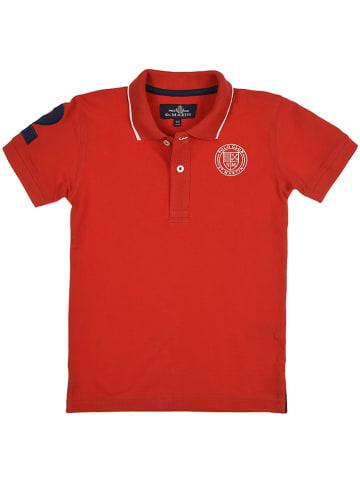 POLO CLUB St. MARTIN Poloshirt rood