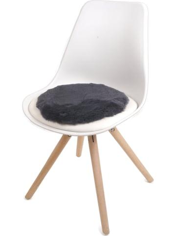 Kaiser Naturfellprodukte H&L Lammfell-Sitzauflage in Grau