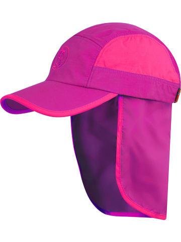 """Trollkids Cap """"Troll XT"""" in Pink"""