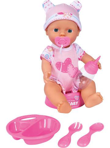 """Simba Puppe """"Baby Care"""" mit Zubehör - ab 3 Jahren"""