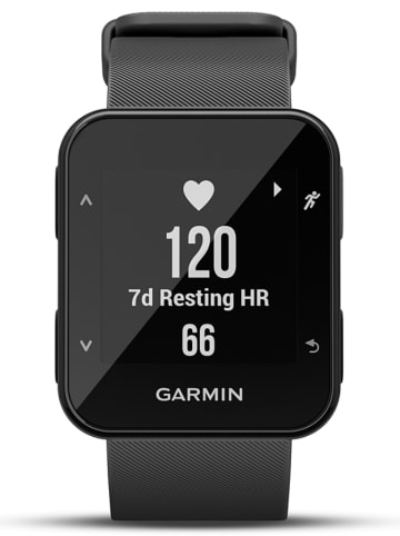 """Garmin Activity-Tracker """"Forerunner 30"""" in Anthrazit"""
