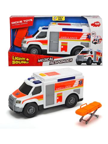 """Dickie Ambulance """"Medical Responder"""" - vanaf 3 jaar"""