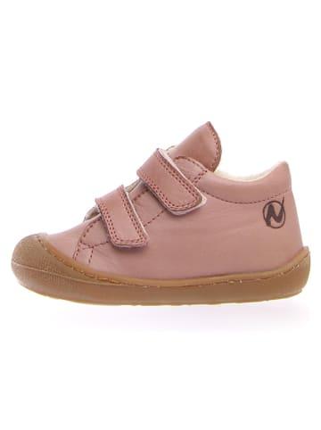 "Naturino Leren sneakers ""Coco"" lichtroze"