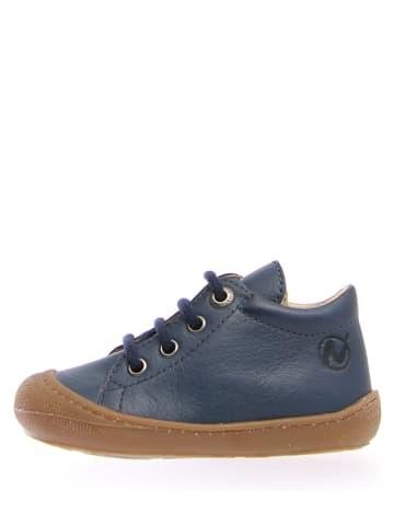 "Naturino Leder-Sneakers ""Coco"" in Blau"