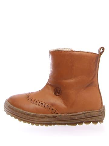 "Naturino Leren boots ""Dunes"" lichtbruin"