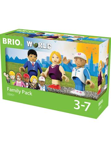 """Brio 3-częściowy zestaw figurek """"Family Pack"""" - 3+"""