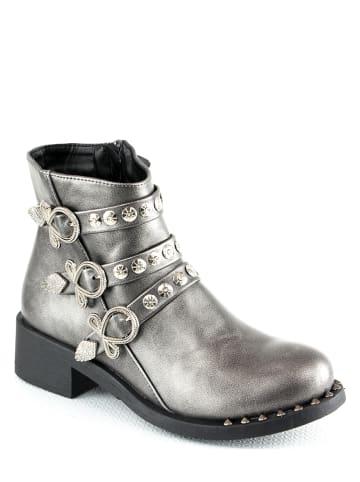 Foreverfolie Boots grijs