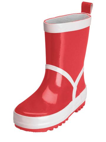 Playshoes Rubberlaarzen rood