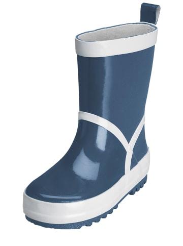 Playshoes Rubberlaarzen blauw