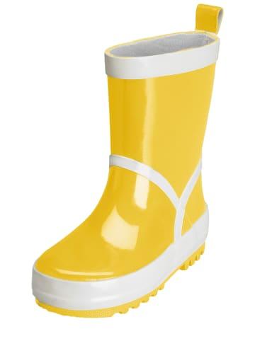 Playshoes Rubberlaarzen geel