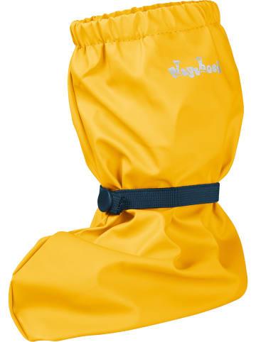 Playshoes Regenschoenovertrekken geel