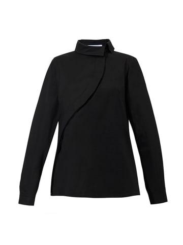 """Risk made in warsaw Koszula """"Skos"""" w kolorze czarnym"""