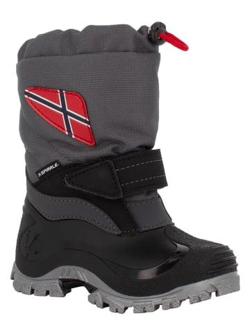 """Spirale Winterboots """"Morten"""" grijs"""