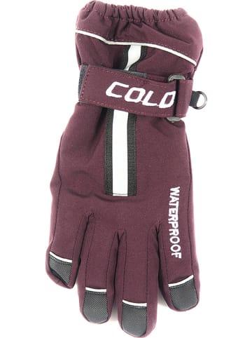 "COLD Handschoenen ""Softy"" bordeaux"