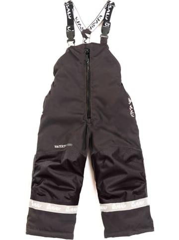"""HULABALU Spodnie narciarskie """"Colorado"""" w kolorze czarnym"""