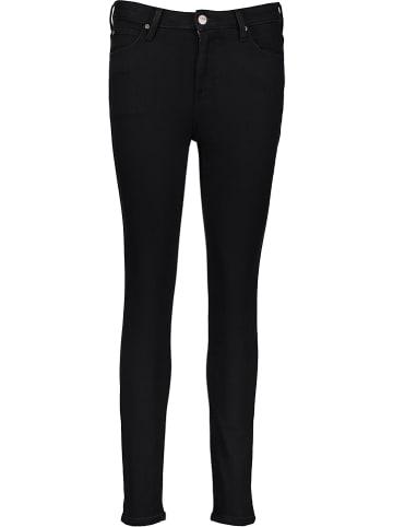 """Lee Jeans """"Scarlette High"""" - Skinny fit - in Schwarz"""
