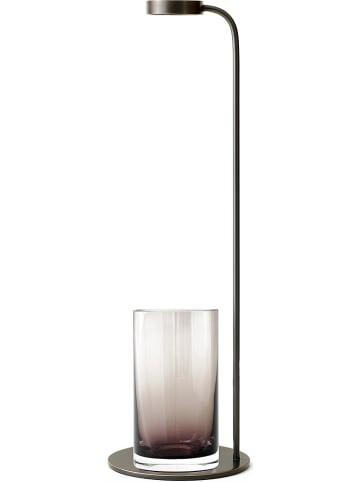 """Menu Vase """"Stem"""" in Bronze"""