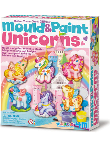 "4M Kreativset ""Mould & Paint - Glitter Unicorns"" - ab 5 Jahren"