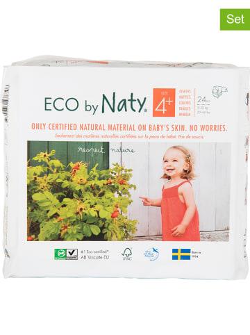Naty Ekologiczne pieluszki jednorazowe (96 szt.) - rozm. 4+