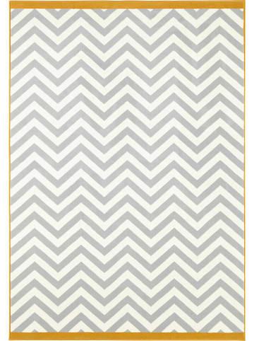 "Hanse Home Geweven tapijt ""Meridian"" goudkleurig/grijs/crème"