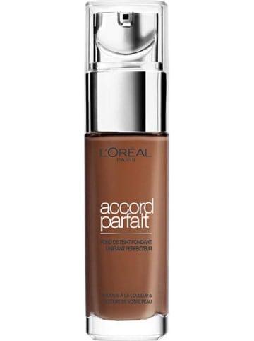 """L'Oréal Paris Foundation """"Accord Parfait - D10 Doré Foncé"""", 30 ml"""
