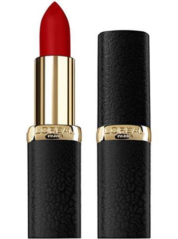 """L'Oréal Paris Lippenstift """"Color Riche Matte - 346 Scarlet Silouhette"""", 4,8 g"""