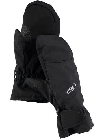 CMP Rękawiczki narciarskie w kolorze czarnym
