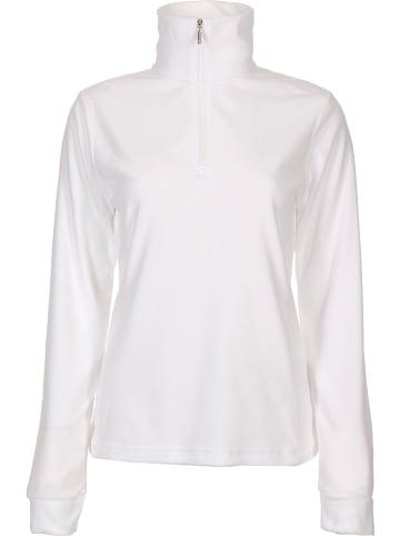 CMP Bluza polarowa w kolorze białym