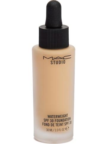 "MAC Foundation ""Waterweight - NC30"" - LSF 30, 30 ml"
