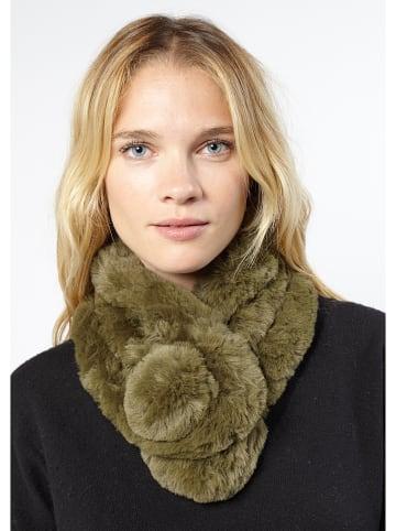 Snow Access Sjaal groen - (L)70 x (B)15 cm