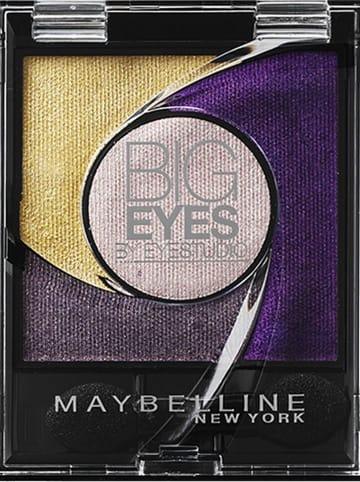 "Maybelline Oogschaduw-quattro ""Big Eyes - 05 Luminous Purple"", 3,7 g"