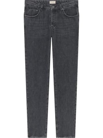 "American Vintage Spijkerbroek ""Busborow"" - straight fit - zwart"
