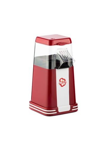 InnovaGoods Popcornmaschine in Rot - (B)20 x (H)29,5 x (T)16 cm
