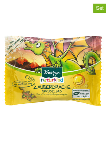 "Kneipp 12er-Set: Sprudelbäder ""Naturkind Zauberdrache"", je 80 g"