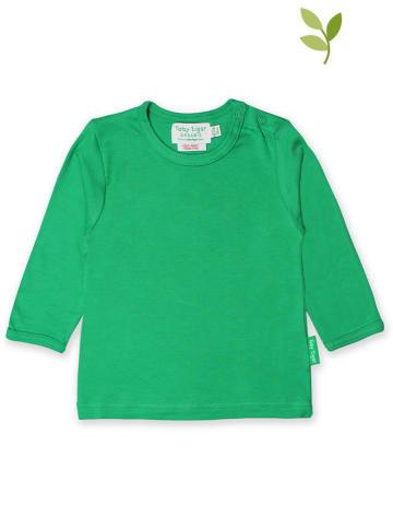 Toby Tiger Koszulka w kolorze zielonym