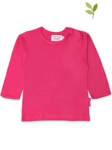 Toby Tiger Koszulka w kolorze różowym