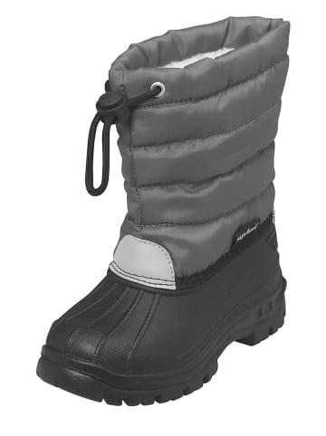 Playshoes Kozaki zimowe w kolorze szarym