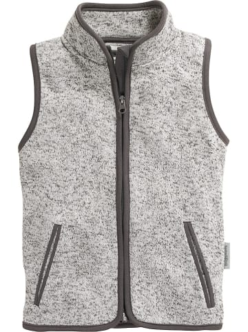 Playshoes Fleece bodywarmer grijs