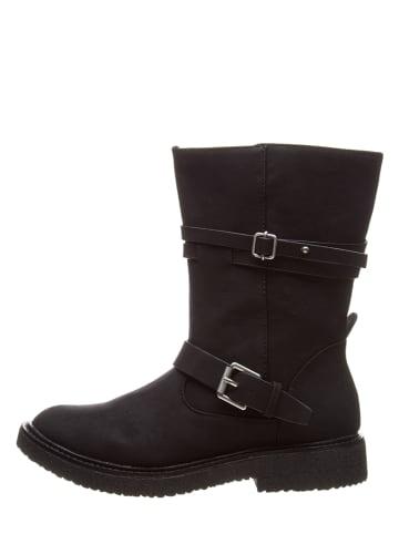 Bata Boots in Schwarz