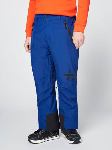 """Chiemsee Spodnie narciarskie """"Taos"""" w kolorze niebieskim"""