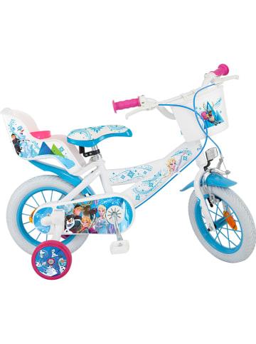 """Toimsa 12 Zoll-Fahrrad """"Frozen"""" in Hellblau"""