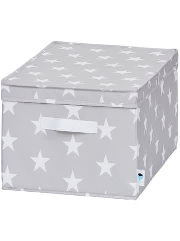 STORE IT Pudełko w kolorze szarym - 33 x 24 x 50 cm