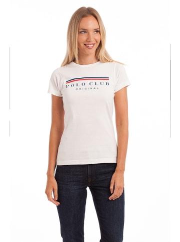 Polo Club Shirt wit