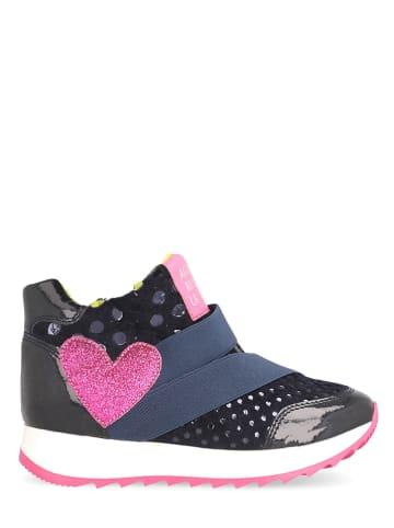 Agatha Ruiz de la Prada Sneakersy w kolorze granatowym