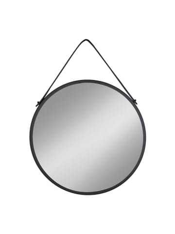 House Nordic Spiegel in Silber - (B)38 x (H)38 x (T)2 cm
