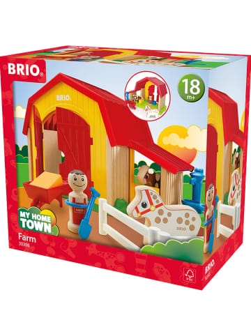 Brio 13-delige boerderijset - vanaf 18 maanden