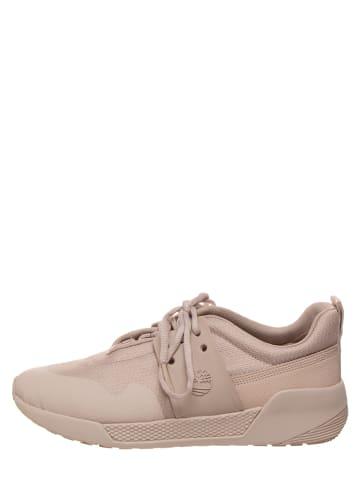 """Timberland Sneakersy """"Kiri Lace Oxford"""" kolorze szarobrązowym"""