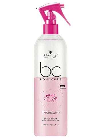 "Schwarzkopf Professional Spray-Conditioner ""BC pH4.5 Color Freeze"", 400 ml"