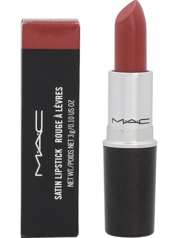 """MAC Lippenstift """"Satin Lipstick - 824 Twig"""" roodbruin, 3 g"""