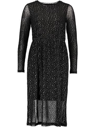 """Object Kleid """"Monroe"""" in Schwarz/ Silber"""